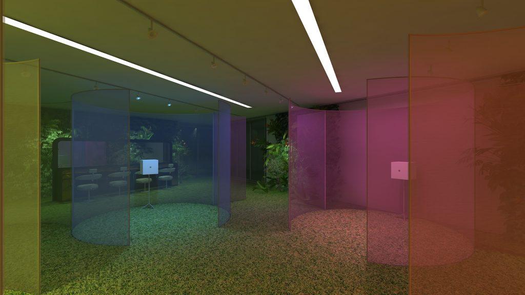 3d arquitetura museu