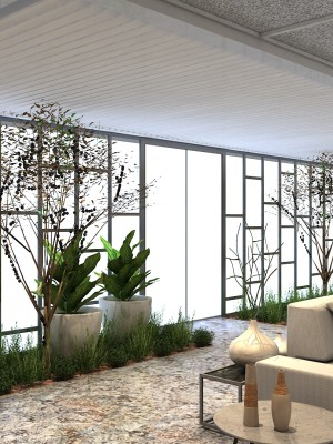 3d Arquitetura - Sala