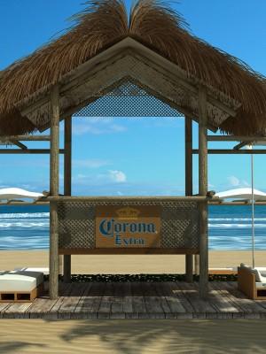 Lounge 3d - Evento Corona