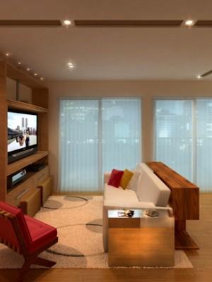 Maquete 3d - Arquitetura - Apartamento