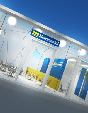 Stand 3d - Nutrimental