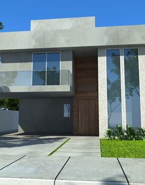 3d Arquitetura - Casa em 3d