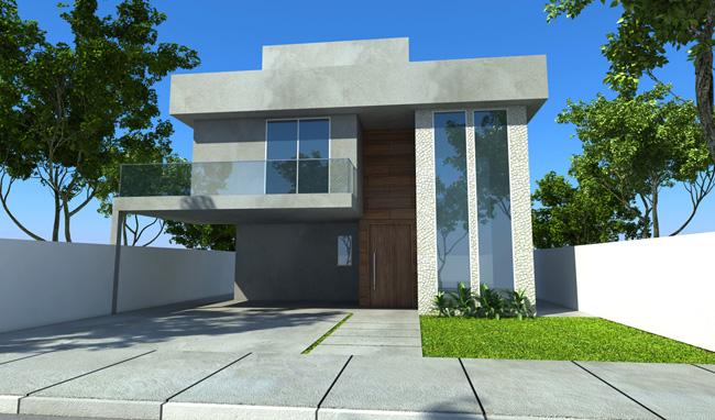 3d Arquitetura – Casa em 3d