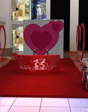 3d - Dia dos Namorados Shopping