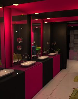 Maquete 3d - Casa Cor
