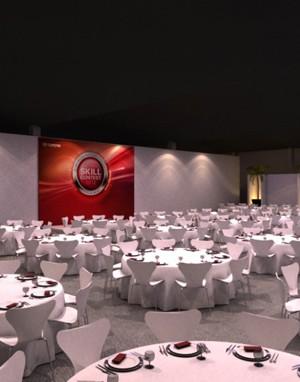 Evento 3d - Jantar 3d - Skill