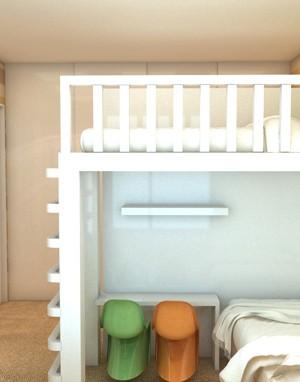 Arquitetura 3d - Quarto Criança
