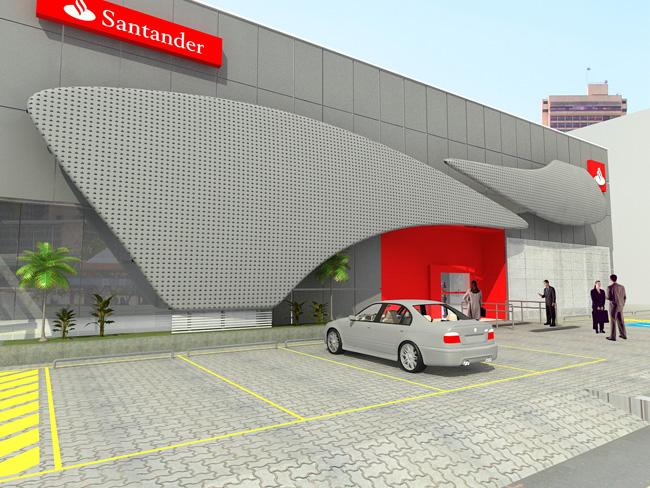 Projeto 3d Santander