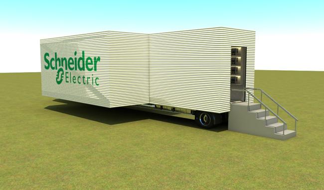 Caminhão 3d – Schineider
