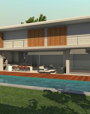 Maquete 3d - Arquitetura 3d