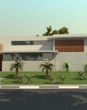 Projeto 3d - Arquitetura 3d