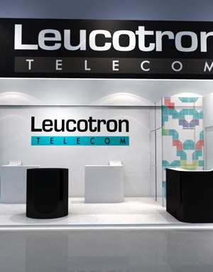 Stand 3d - Leucotron