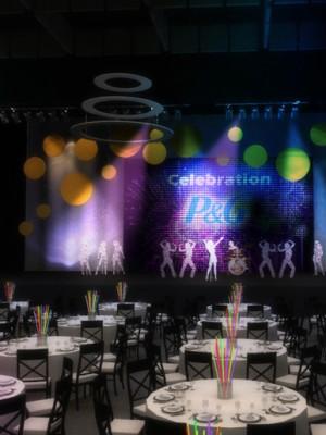 Evento 3d - P & G