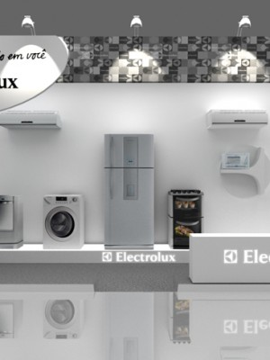 Estande Display Electrolux