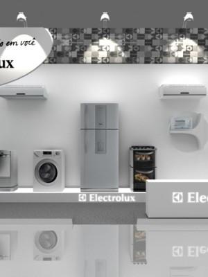 Estande Display Electrolux