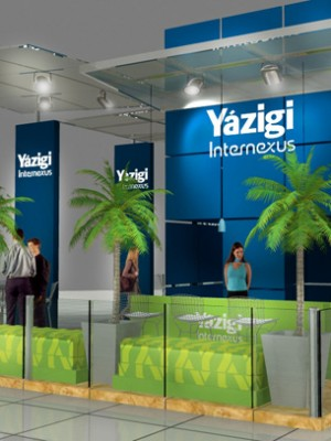 Stand 3d Yazigi