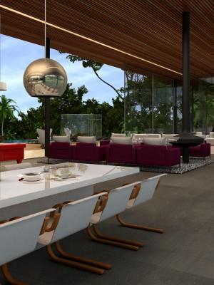 Arquitetura 3d - Projeto 3d