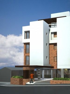 Maquete- Arquitetura 3d