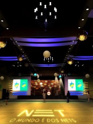 Maquete 3d- Net Show