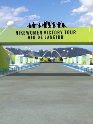 Projeto 3d - Evento Nike