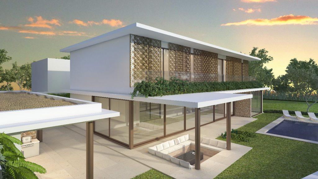 Maquete 3d – Arquitetura Area Externa