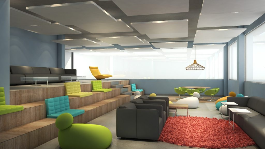 Maquete 3d – Arquitetura Corporativa