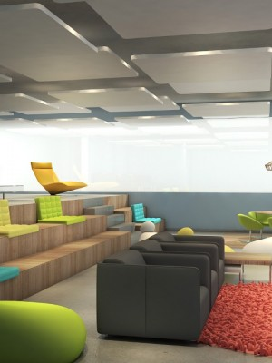 Maquete 3d - Arquitetura Corporativa