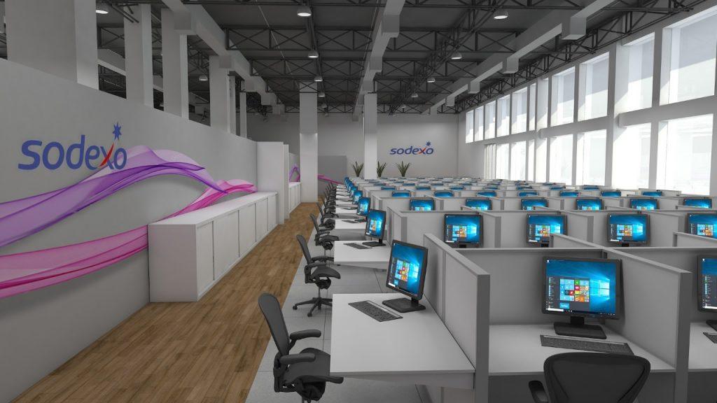 Perspectiva 3d – Arquitetura Corporativa